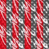 Seamless pattern abstract polka dot retro background Royalty Free Stock Photos