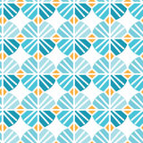 Seamless pattern of abstract  Vector illustration backgr Royalty Free Stock Photo