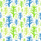 Seamless pattern with agave. Stock Images