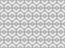 Seamless pattern with ancient runes. Triquetra symbol. Vector. Illustration Royalty Free Stock Photography