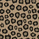 Seamless pattern animal print leopard. Seamless pattern of leopard skin pattern background wildlife Stock Images