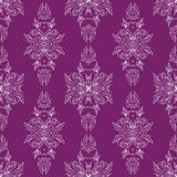 Seamless pattern. Antique ornament. Royalty Free Stock Images