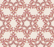 Seamless pattern arabesques Royalty Free Stock Photography