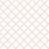 Seamless Pattern in Arabian Style Stock Photography