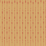 Seamless pattern with arrows Stock Photography