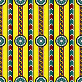 Seamless pattern assiria Royalty Free Stock Photos