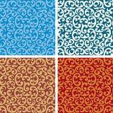 Seamless pattern background Stock Photo