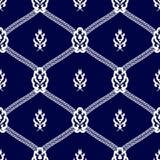 Seamless pattern background in Arabian style. Geometric textures. Vector illustration stock illustration