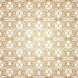 Seamless pattern background . Seamless pattern background in Arabian style.Geometric textures. Vector illustration Stock Photo