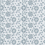 Seamless pattern background blue. Blue vector card.  Royalty Free Stock Photo