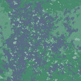 Seamless pattern background blue and green old paint. Vintage surface Stock Images