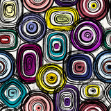 Seamless pattern background, Royalty Free Stock Images