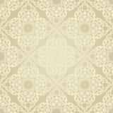 Seamless Pattern Background.Damask Wallpaper. Royalty Free Stock Image
