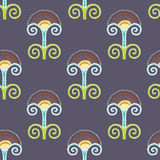 Seamless Pattern Background Stock Photo
