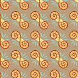 Seamless Pattern Background Stock Photography