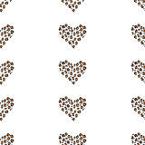 Seamless pattern background heart. Heart vector. Seamless pattern background heart. Heart vector Stock Images