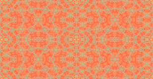 Seamless pattern background ideal for carpets, tapestries, fabric and wallpapers with a detailed geometric pattern of arches Royalty Free Stock Photo