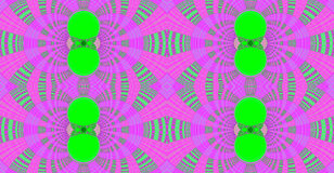 Seamless pattern background ideal for carpets, tapestries, fabric and wallpapers with a detailed geometric pattern of arches Stock Photography