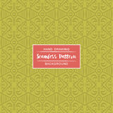 Seamless Pattern background. Ideal for printing onto fabric Stock Images