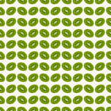 Seamless pattern background kiwi. Vector Stock Images