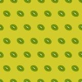 Seamless pattern background kiwi. Vector royalty free illustration