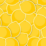 Seamless Pattern Background from Lemon Vector Stock Images