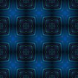 Seamless pattern background with multi-colored wavy lines. Aesthetic colored background vector illustration