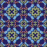 Seamless pattern background nineteen. Seamless background pattern designed by the Ottoman Empire stock illustration