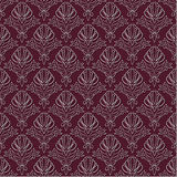 Seamless pattern background with shadow. Elegant vintage luxury texture for wallpapers, scrap paper, textile, fabric. Stock Photography