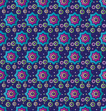 Seamless pattern background twenty. Seamless background pattern designed by the Ottoman Empire stock illustration