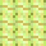 Seamless pattern background from a variety of multicolored squares. Aesthetic colorful background royalty free illustration