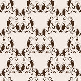 Seamless pattern background. Royalty Free Stock Images