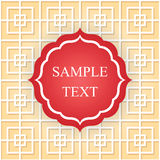 Seamless pattern with for background Royalty Free Stock Photos