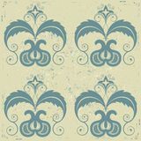 Seamless pattern background. Royalty Free Stock Image