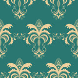 Seamless pattern background.Vintage vector Stock Photo