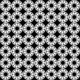 Seamless pattern of Ball bearing  Royalty Free Stock Images