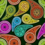 Seamless pattern based on traditional Asian Royalty Free Stock Image