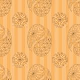Seamless pattern based on traditional Asian Stock Photography