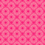 Seamless pattern based on traditional Asian elements Stock Photo