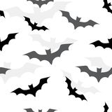 Seamless pattern with bats. Vector illustration vector illustration