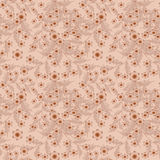 Seamless  pattern on a beige background. Seamless floral pattern on a beige background Royalty Free Stock Images