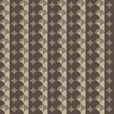 Seamless pattern with beige and brown circles. Stock Image