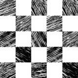 Seamless Pattern Black chess board for Background, Paper Wrap, Banner etc. Vector Seamless Pattern Black chess board for Background, Paper Wrap, Banner etc stock illustration