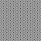 Seamless pattern black and white Stock Photos