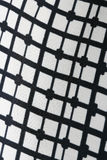 Seamless pattern black and white. Abstract geometric background. Rhythmic structure of herringbone Texture Stock Image