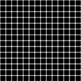 Seamless pattern with black white squares. The effect of optical illusion. Vector illusory background, texture. Futuristic element, technological design Royalty Free Stock Image