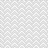 Seamless pattern. Black and white texture Royalty Free Stock Images