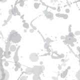 Seamless pattern with blots. plus EPS10 Stock Photo