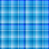 Seamless pattern in blue evening sky colors for plaid, fabric, textile, clothes, tablecloth and other things. Vector image royalty free illustration