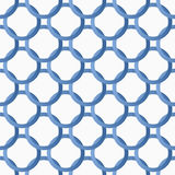 Seamless pattern with blue gradient rings royalty free stock photo